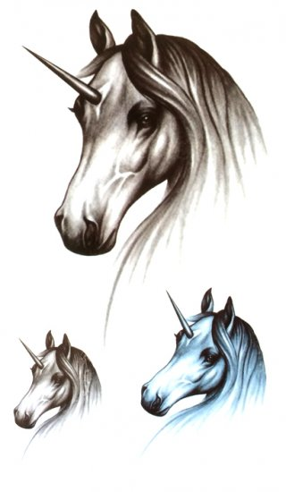 Three Unicorns